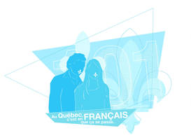 Quebec francais by Dance6Of6Death6