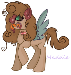 GT #4 Zombie V2 by PonyPainterMaddie