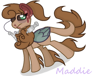 GT #6 Needles by PonyPainterMaddie