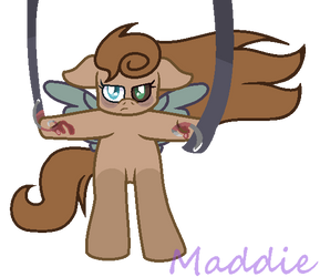 GT #22 Meat Hooks by PonyPainterMaddie