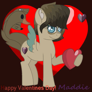 Happy Valentine's Day! 2019 by PonyPainterMaddie