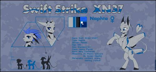 Swift Strike Reference Sheet by xn-d