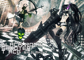 Black Rock Shooter by junefeier