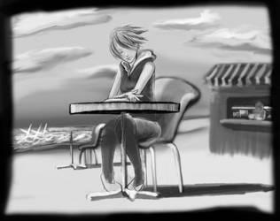 Melancholy by lilboy
