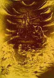 Haunted Island by lilboy