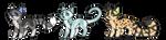 Ota Cat adopts Open by Miink01
