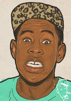 Tyler, The Creator by EarnSomeHeight
