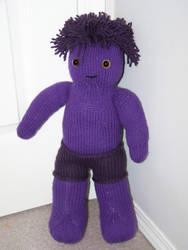 charlieissocoollike The Purple Man by harelquin-demon