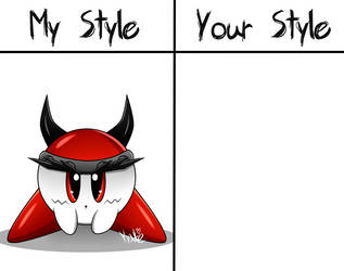 My Style VS Your Style: Ibrik (Easy) by KATEtheDeath1