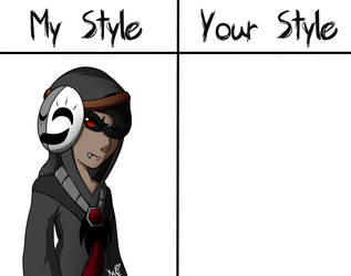My Style VS Your Style: Himja (Hard) (READ DESC) by KATEtheDeath1
