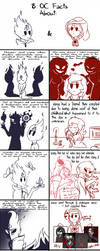 8 OC Facts: Morgrim and Himja by KATEtheDeath1