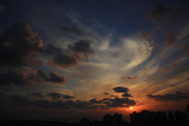 sunset 04 10 2012 by stef777