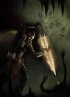 Thrust of Wrath by DiePestArzt