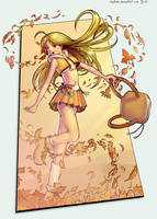 Dancing in the Wind - COLOR by vest