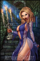 Countess Dracula by vest