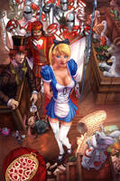 Alice in Wonderland - The Trial by vest