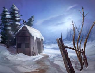 s1e11 - Beauty Is Everywhere, Frosty Winter Morn by vest