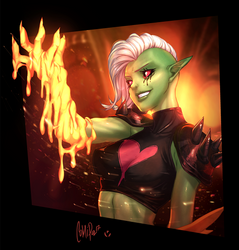 Lord Dominator by vest