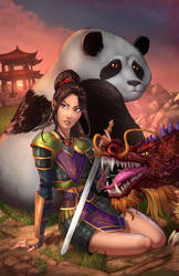 Mulan by vest