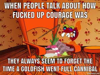 Something sure is FISHY around here... by Regulas314