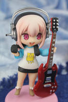 Super Sonico x Mota Collection Choco*Ochi - 1 by seviesphere