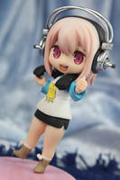 Super Sonico x Mota Collection Choco*Ochi - 2 by seviesphere