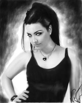 Amy Lee by Nekodah
