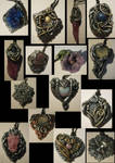 New Fantasy Tdc Baroque Charms by SkekLa