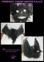 Chernagig-commission craft for Chernabog71 by SkekLa