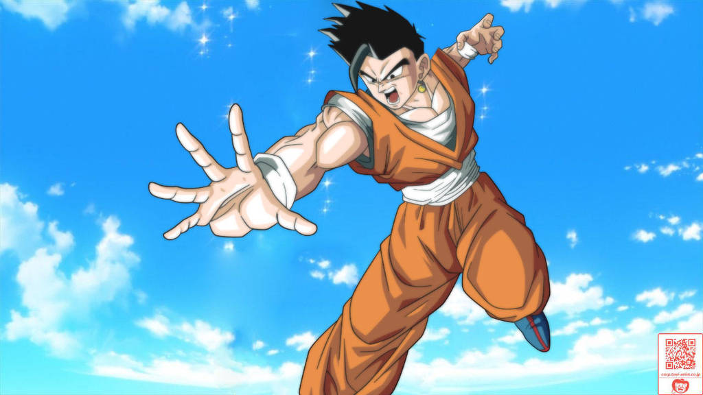 gohan and goten fusion gohen or gothan by shanggup on deviantart