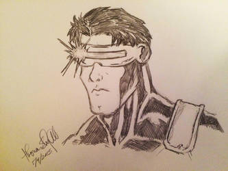 Cyclops by tbasswarrior