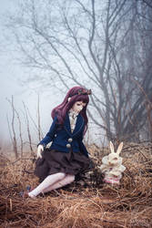 find the white rabbit iii by amomiu