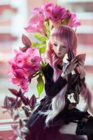 sunlit florals by amomiu