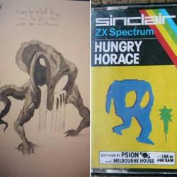Redesign Horace Sinclair Spectrum by neometalero