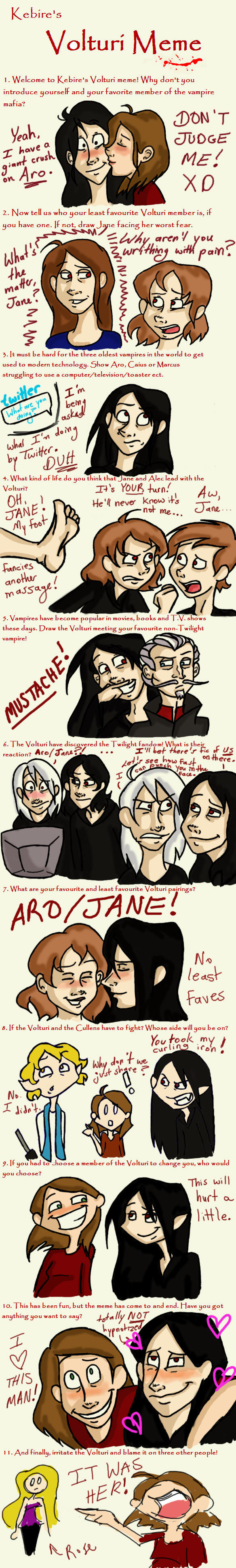 Volturi Meme By Sunni Sideup On Deviantart