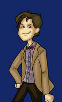 The Raggedy Doctor by sunni-sideup