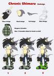 Chronic Shimaru Redesign --CE-- by Dody-Inferno