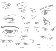 eyes...eyes...EYES by UItimate