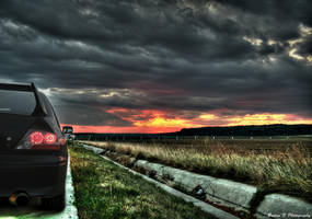 The way to Bucharest by rooteanu