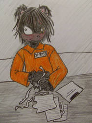 Interrogation room by SpookyElk