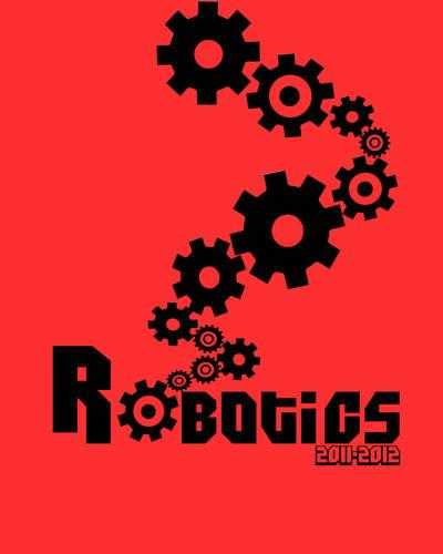 Robotics Club T Shirt Design By Cylverz On Deviantart