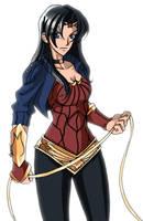 Wonder Woman by TomAlbert