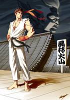 Ryu by TomAlbert