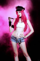 Final Fight - Poison (Street fighter) by Mari-Evans