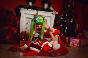 Code Geass - Christmas C.C. by Mari-Evans