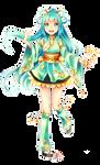 :C: Azumi by Yennineii