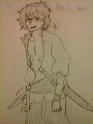 Nico pirate by Shizaya-luv-artist