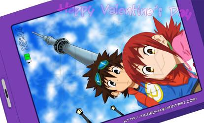 Happy Valentine's Day by NeoRuki