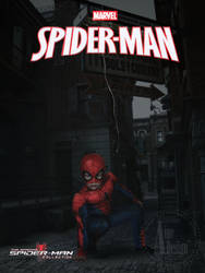 Spiderman  by ainedesign