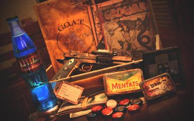 Fallout 3 // Travel Kit by Keevanski